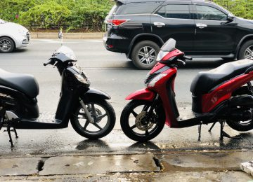 Trung Tâm Sơn Xe Máy Tại Thành Phố Hồ Chí Minh