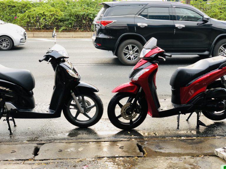 Tổng Hợp Bảng Giá Sơn Xe Sh Rẻ Nhất Tại Thành Phố Hồ Chí Minh