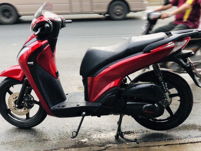 Sơn Sh 2012 đỏ tươi