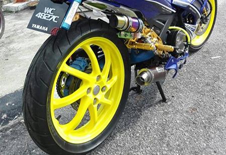 sơn mâm xe máy